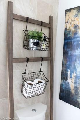 Affordable Diy Bathroom Storage Ideas For Small Spaces 09