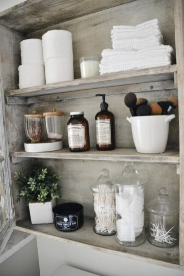 Affordable Diy Bathroom Storage Ideas For Small Spaces 16
