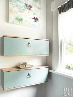 Affordable Diy Bathroom Storage Ideas For Small Spaces 37
