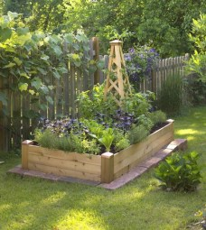Amazing Design For Tiny Yard Garden 02