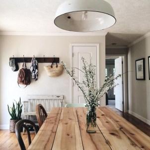 Astonishing Rustic Dining Room Desgin Ideas 27