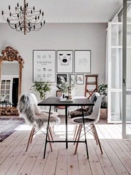 Astonishing Rustic Dining Room Desgin Ideas 29