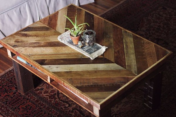 Awesome Diy Coffee Table Projects 08