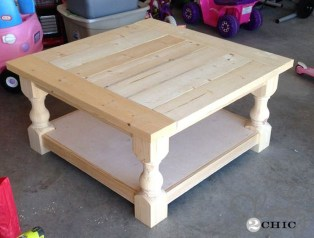 Awesome Diy Coffee Table Projects 28