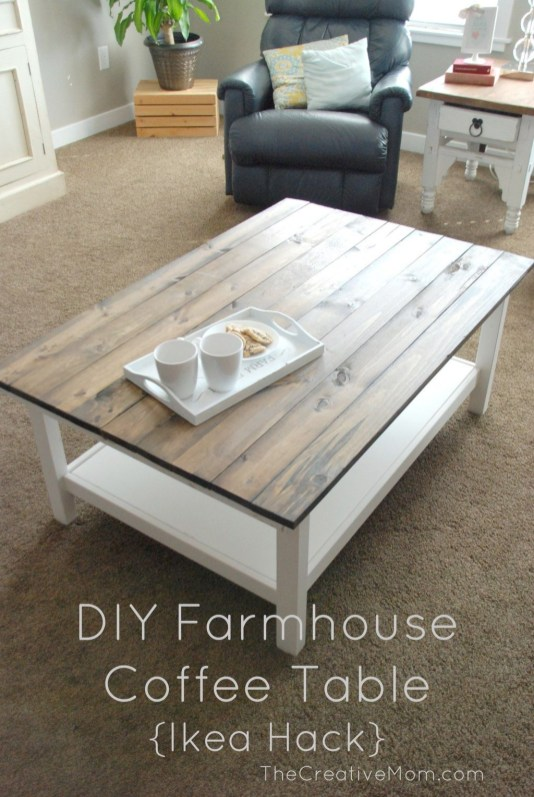 Awesome Diy Coffee Table Projects 33