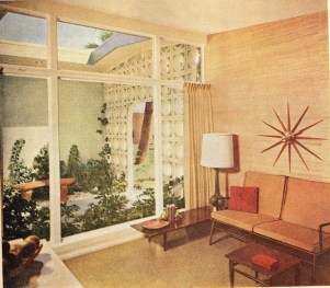 Comfortable And Modern Mid Century Living Room Design Ideas 13
