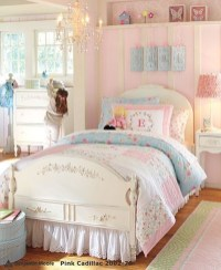 Cute And Girly Pink Bedroom Design For Your Home 14