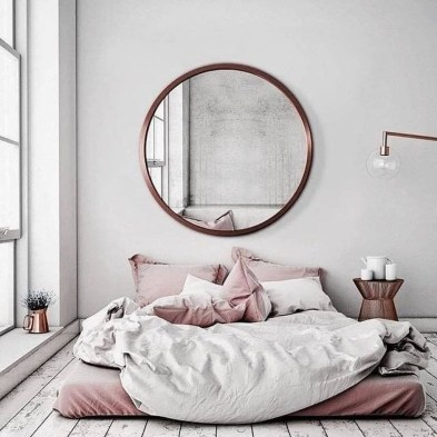 Cute And Girly Pink Bedroom Design For Your Home 34