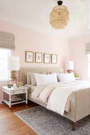 Cute And Girly Pink Bedroom Design For Your Home 36