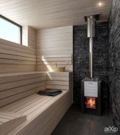 Easy And Cheap Diy Sauna Design You Can Try At Home 02