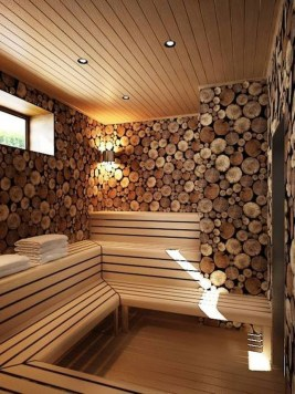 Easy And Cheap Diy Sauna Design You Can Try At Home 10