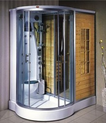 Easy And Cheap Diy Sauna Design You Can Try At Home 11