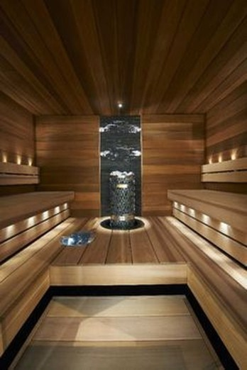 Easy And Cheap Diy Sauna Design You Can Try At Home 16