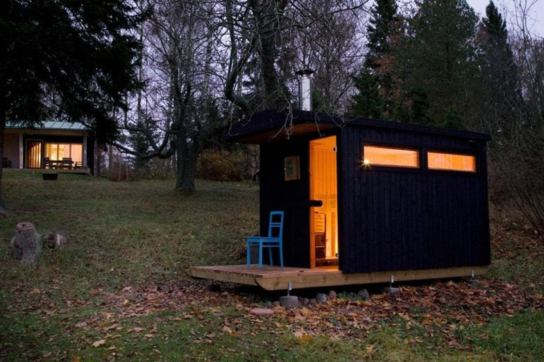 Easy And Cheap Diy Sauna Design You Can Try At Home 17