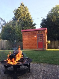 Easy And Cheap Diy Sauna Design You Can Try At Home 23