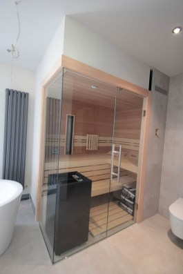 Easy And Cheap Diy Sauna Design You Can Try At Home 29
