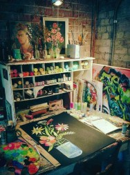 Fantastic Art Studio Apartment Design Ideas 01