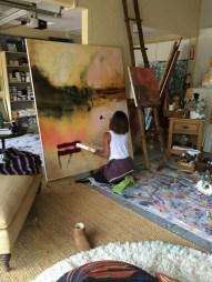 Fantastic Art Studio Apartment Design Ideas 04