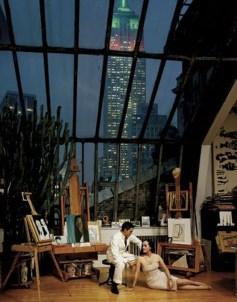 Fantastic Art Studio Apartment Design Ideas 12