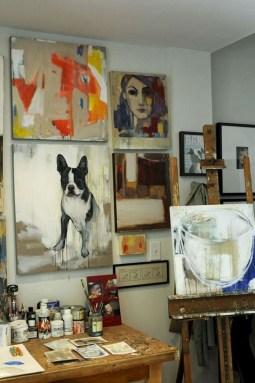 Fantastic Art Studio Apartment Design Ideas 29