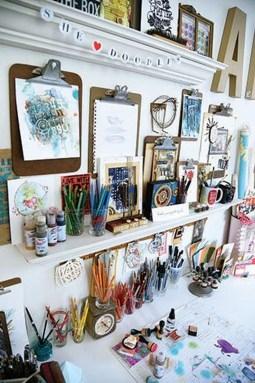 Fantastic Art Studio Apartment Design Ideas 30