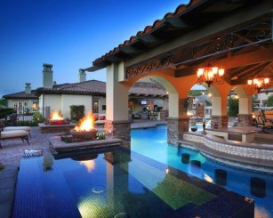 Gorgeous Mediterranean Swimming Pool Designs Out Of Your Dream 07