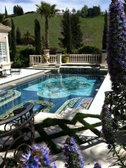 Gorgeous Mediterranean Swimming Pool Designs Out Of Your Dream 40