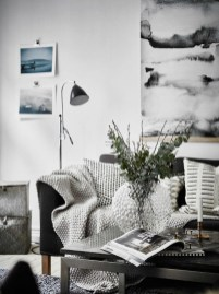 Gorgeous Scandinavian Living Room Design Ideas 11