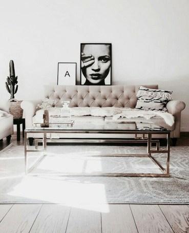 Gorgeous Scandinavian Living Room Design Ideas 13