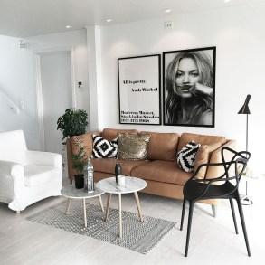 Gorgeous Scandinavian Living Room Design Ideas 32