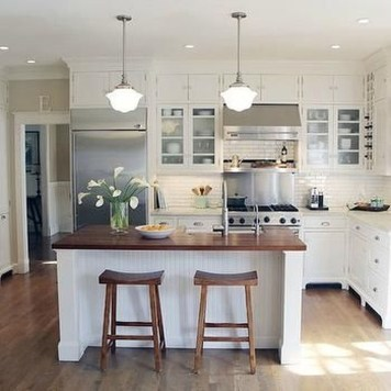 Impressive Kitchen Island Design Ideas You Have To Know 29