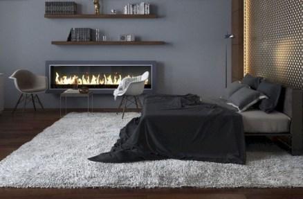 Masculine And Modern Man Bedroom Design Ideas 13
