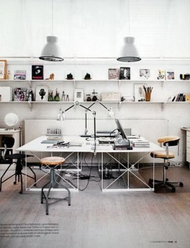 Modern Home Office Design You Should Know 10