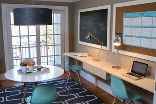 Modern Home Office Design You Should Know 19