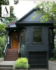 Modern Homes Decorating With Black Exteriors 32