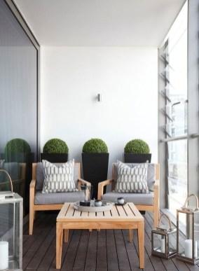 Awesome Apartment Balcony Design Ideas 09