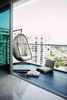 Awesome Apartment Balcony Design Ideas 10