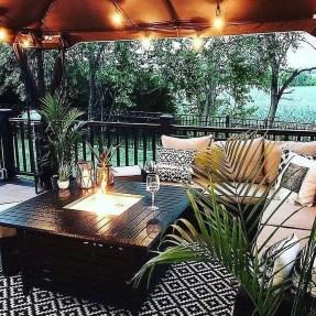 Awesome Apartment Balcony Design Ideas 27