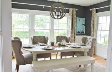 Awesome Dining Room Design Ideas For This Summer 14