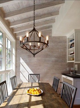 Awesome Lighting For Dining Room Design Ideas 18