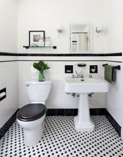 Beautiful Classic Bathroom Design Ideas 05