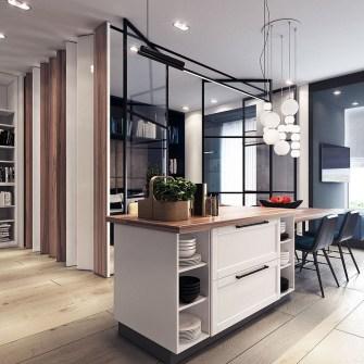 Brilliant Small Apartment Decor And Design Ideas 08