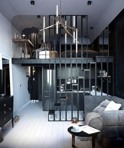 Brilliant Small Apartment Decor And Design Ideas 10