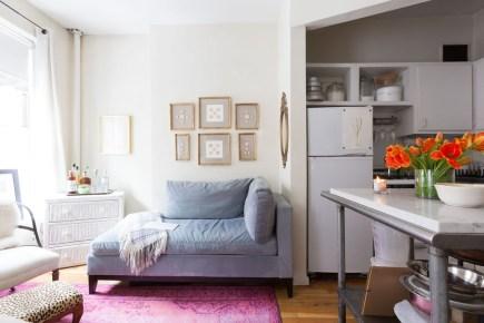 Brilliant Small Apartment Decor And Design Ideas 20