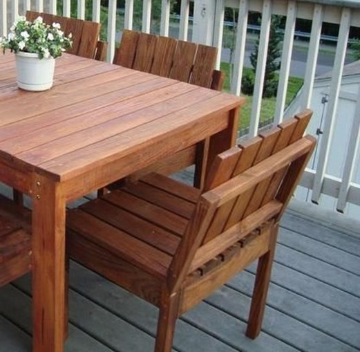 Creative DIY Outdoor Furniture Ideas 17