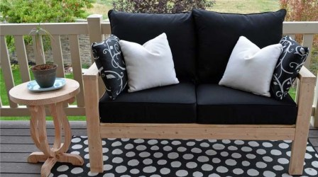 Creative DIY Outdoor Furniture Ideas 21