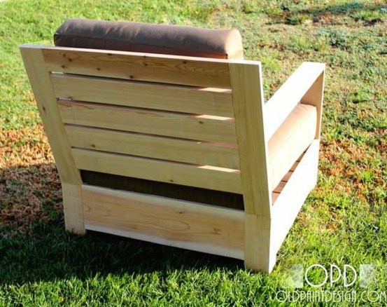 Creative DIY Outdoor Furniture Ideas 32