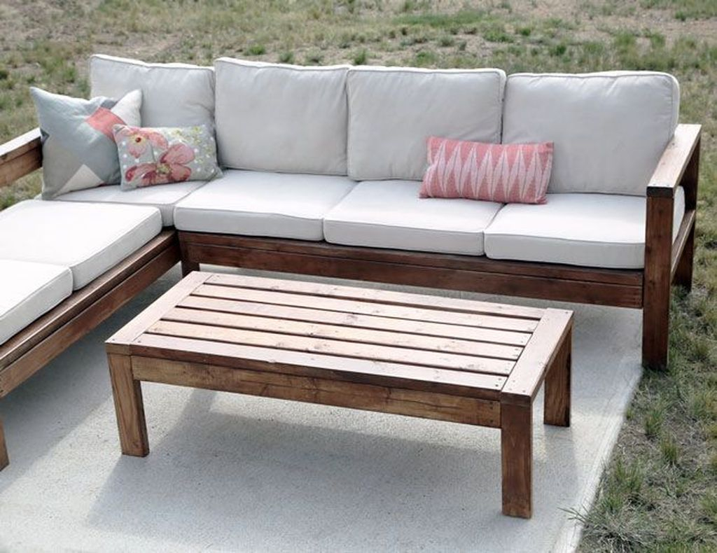 37 Creative Diy Outdoor Furniture Ideas Homystyle