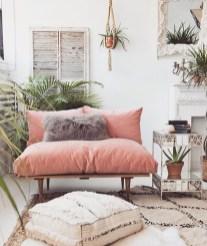 Cute Pink Lving Room Design Ideas 22