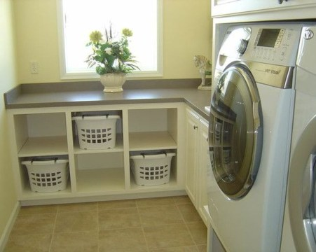 Efficient Small Laundry Room Design Ideas 07